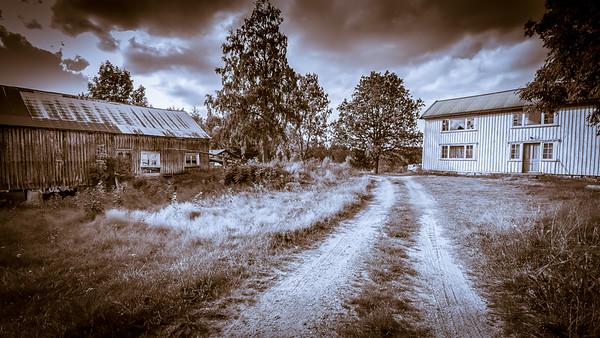Gården på Svaland, Vatnestraum